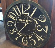 New! large wall clock